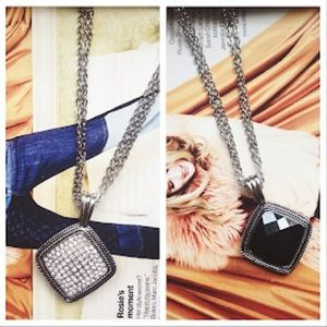 Reversible Pendent Necklace